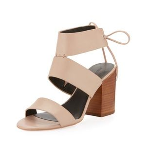 Rebecca Minkoff Christy Sandal in Nude